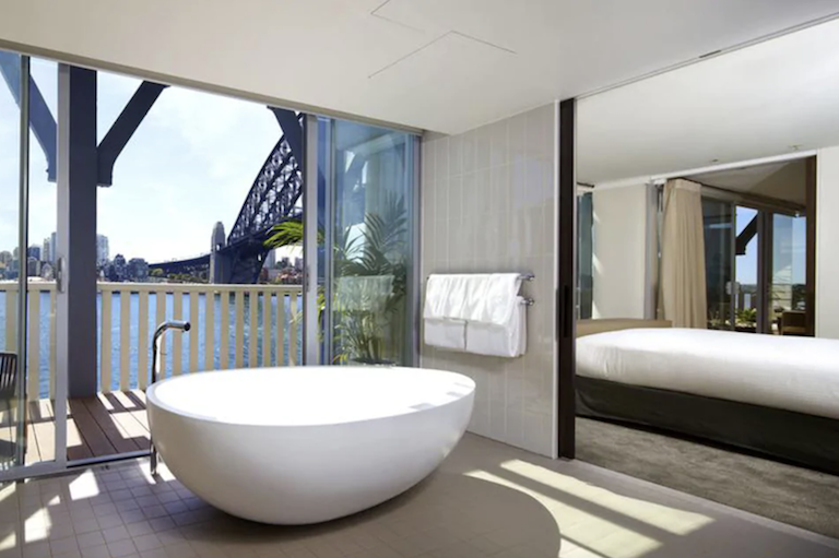 Stay at Pier One Sydney - Indue Leadership Forum